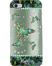 Gorgeous Butterfly Personalized Phone Case CH03 Phone Case i-phone-8-case