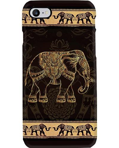 Mandala Elephant Phone Case D19T9