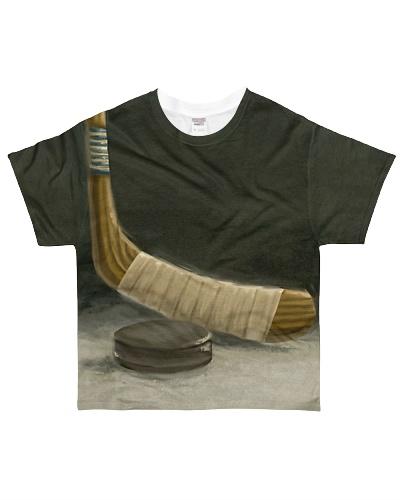 Hockey Stick And Punk YHN3