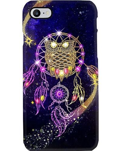 Owl Dreamcatcher Phone Case YNA4