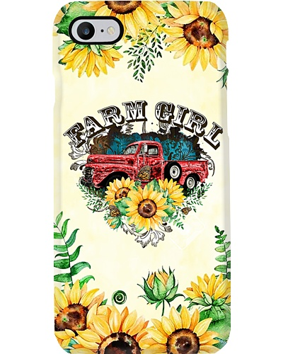 Farm Girl Phone Case YHL3
