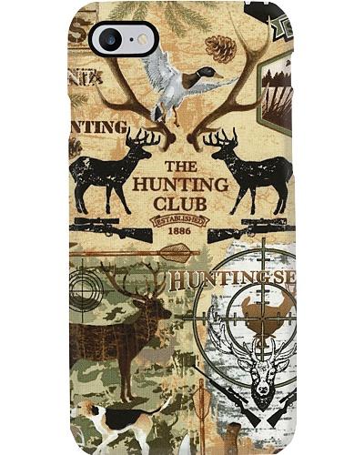 Hunting Season Phone Case QE25