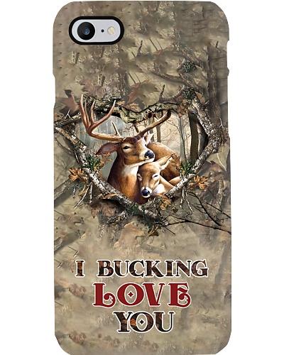 Deer Hunting Phone Case YNA4