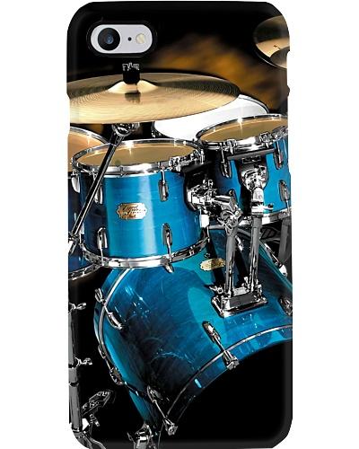 Drum Set Phone Case LV01