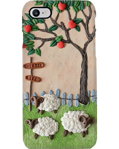 Sheep Country Life Phone Case QE25