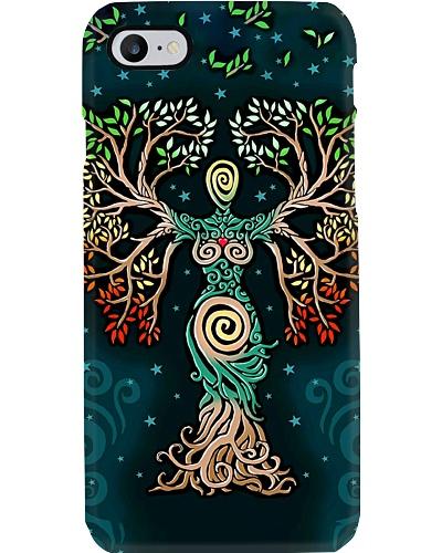 The Goddess Phone Case YHL3