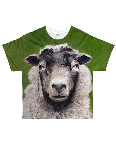 Sheep Portrait YHN3