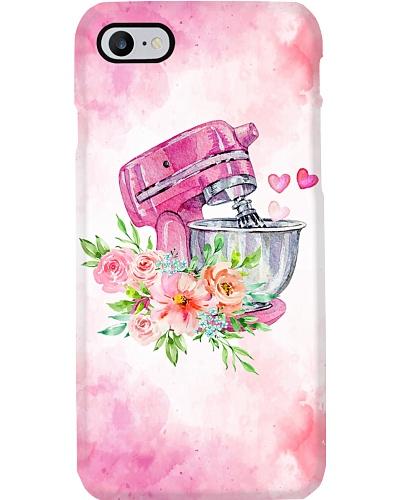 Pink Mixer Phone Case T19A9
