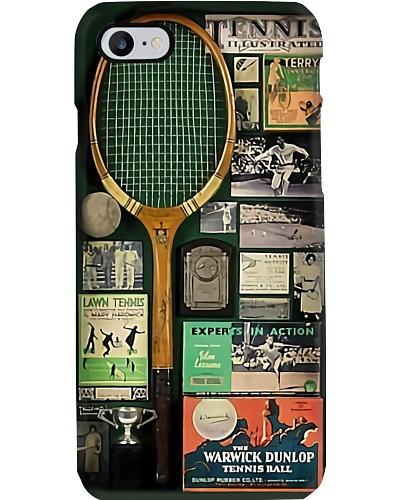 Tennis Inspiration Phone Case CH03