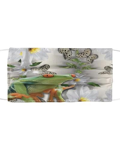 Frog And Butterflies YNN5
