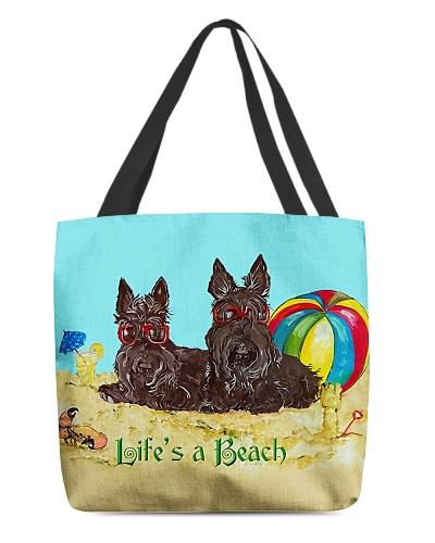 Life's A Beach Scottish Terrier H22N8