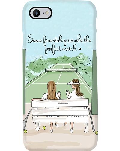 Perfect Tennis Match Phone Case L09F2