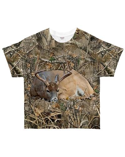 Deer In The Wood YHG6