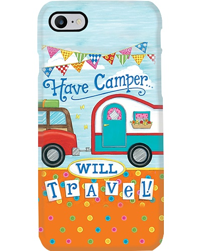 Have Campers Will Travel Phone Case YTP0