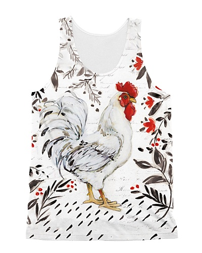 Rooster Flower CH03