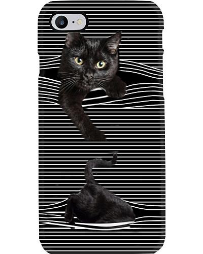 Funny Cat Phone Case HU29