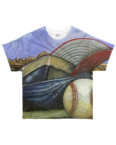 Baseball Resting YHN3
