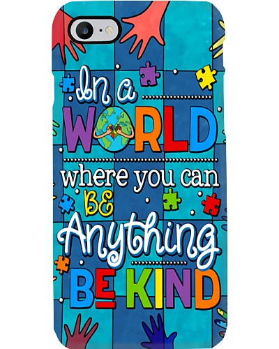 Be Kind Phone Case YPM0