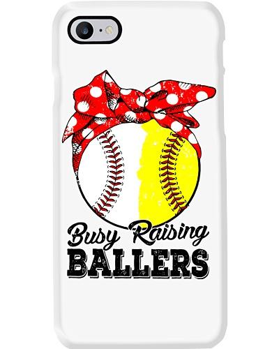 Busy Raising Ballers Phone Case CH03