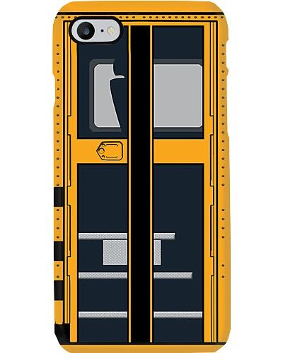 Bus Driver Car Phone Case LA99
