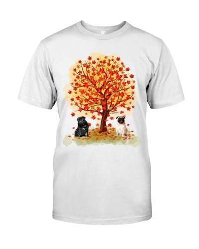 Autumn Pugs PH88