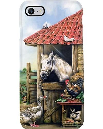 Peace Farm Life Phone Case QE25