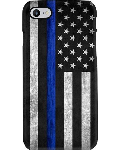 Thin Blue Line Phone Case YPM0