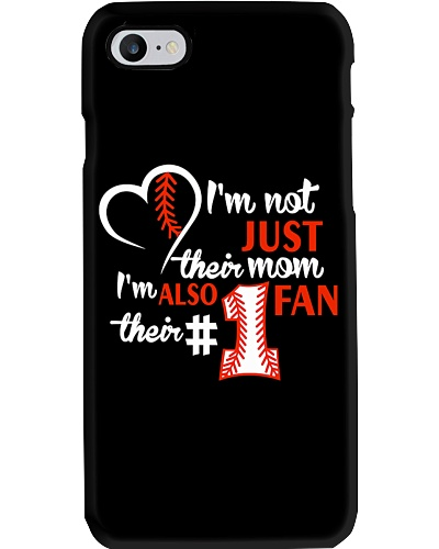 I'm Not Just His Mom Phone Case HU29