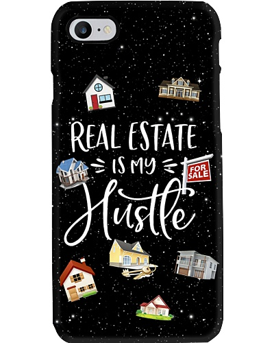 Real Estate Is My Hustle Phone Case HT10