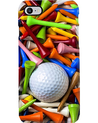 Golf Ball And Tees Phone Case LA99