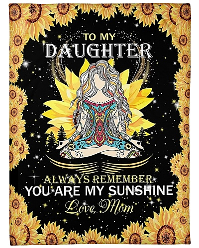 To My Daughter Hippie D19T9