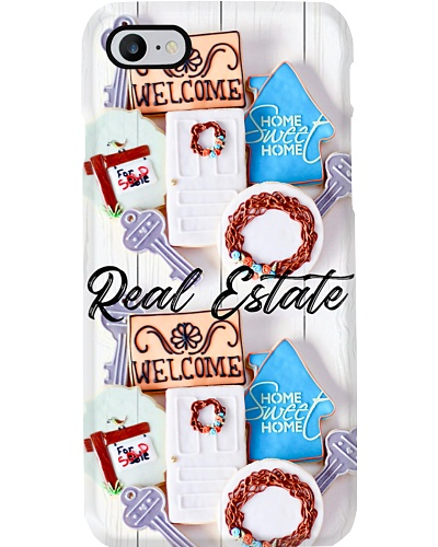 Real Estate Phone Case YHD4