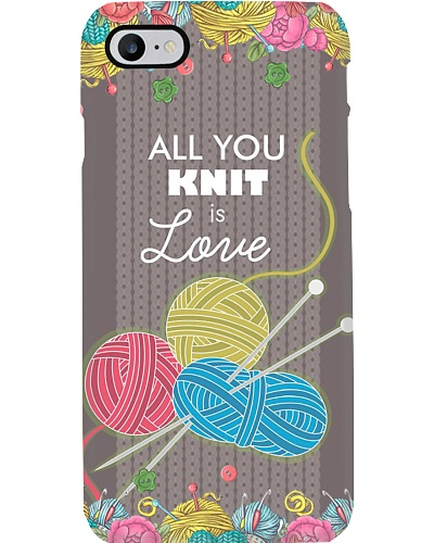 Knitting All You Knit Is Love Y81H1