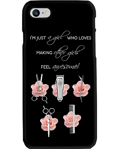 Just A Hairstylist Phone Case YLT6