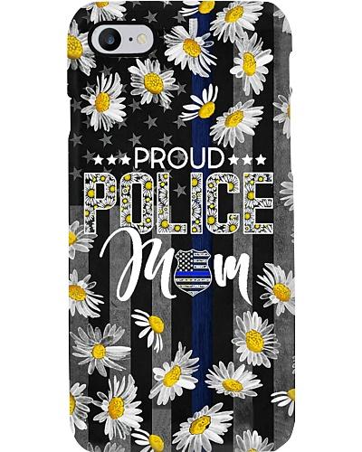 Proud Police Mom Phone Case YCT8