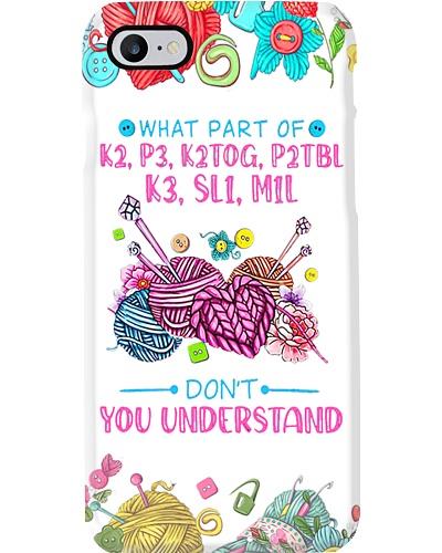 You Understand Phone Case HU29