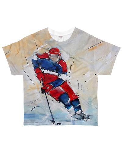 Hockey Player YHN3