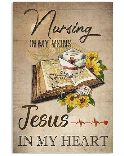 Nursing In My Veins Vertical Poster YDN6