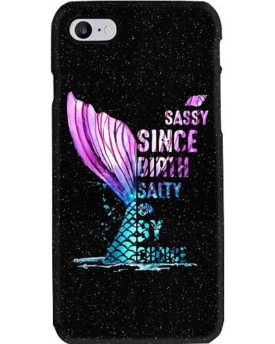 Sassy Since Birth Phone Case YHN2