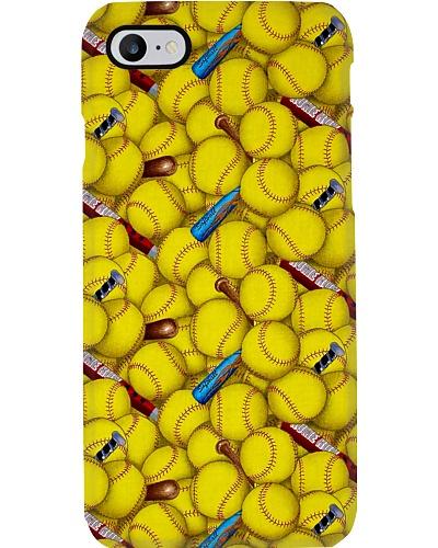 Ball n Bat Phone Case QE25