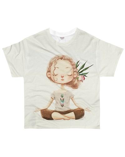 Yoga Girl Tote Bag YTL2