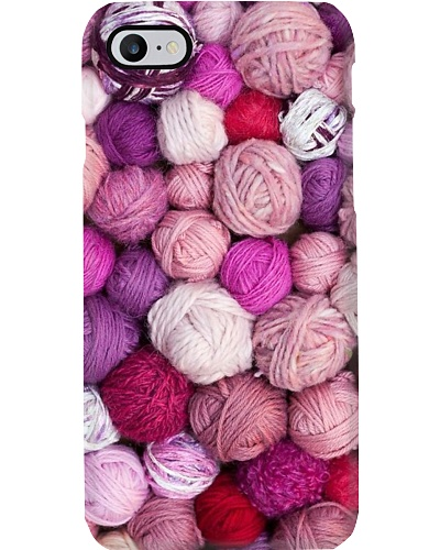 Lots Of Pinky Yarns Phone Case YHN2