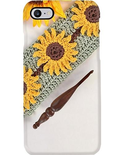 Crochet n Sunflower Phone Case HU29