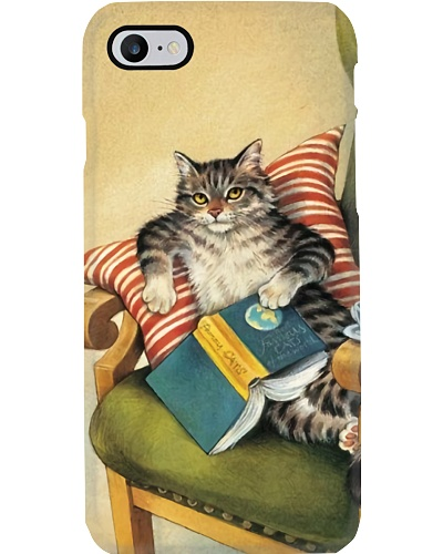 Cat On The Chair Phone Case YPA9