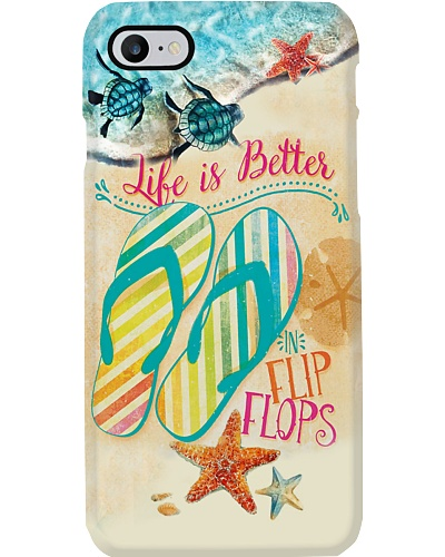 Life Is Better In Flip Flop Phone Case YLT6