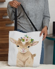 Goat Baby N31D1 All-over Tote aos-all-over-tote-lifestyle-front-10