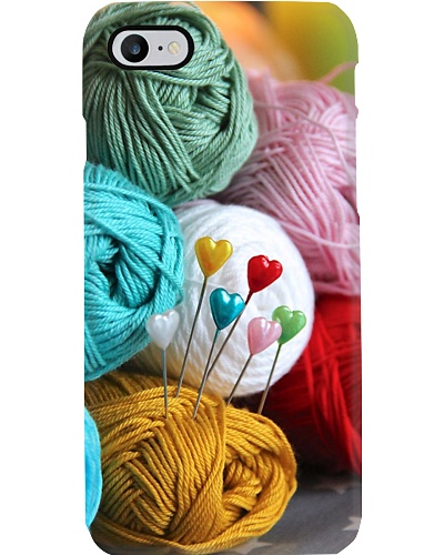 Beautiful Yarns Phone Case YHN2