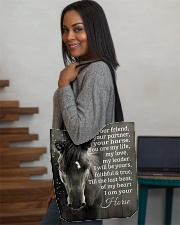 I Am Your Friend Horse Gift H22N8 All-over Tote aos-all-over-tote-lifestyle-front-08