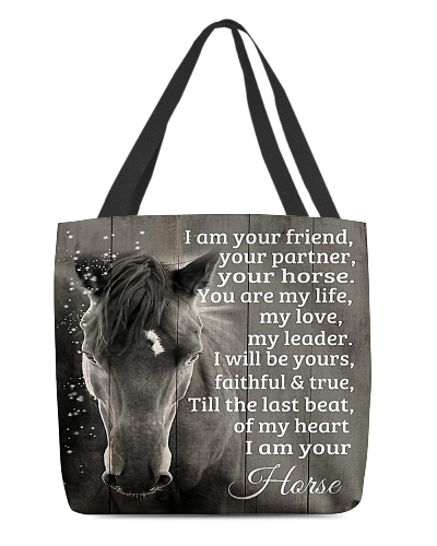 I Am Your Friend Horse Gift H22N8