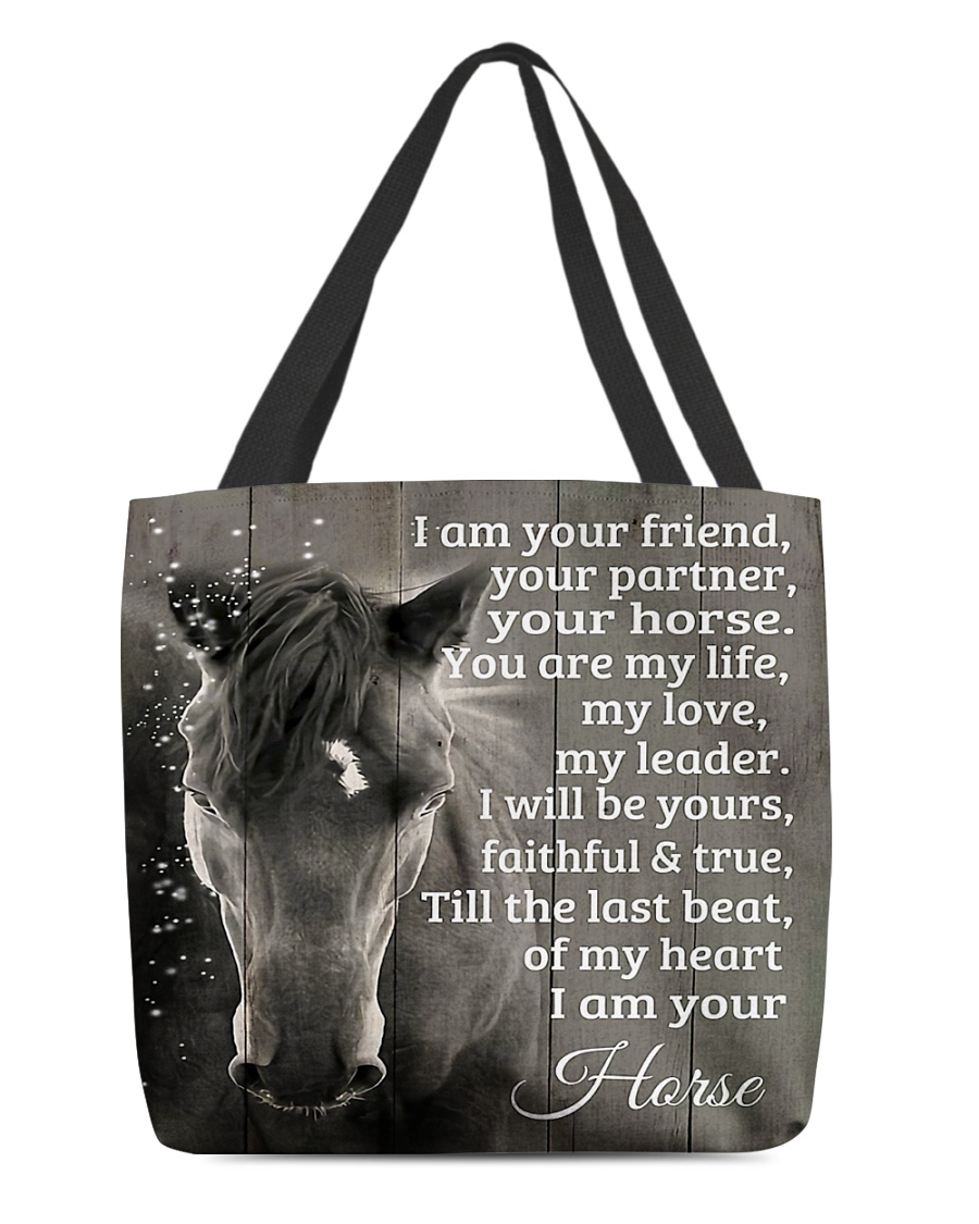 I Am Your Friend Horse Gift H22N8 All-over Tote